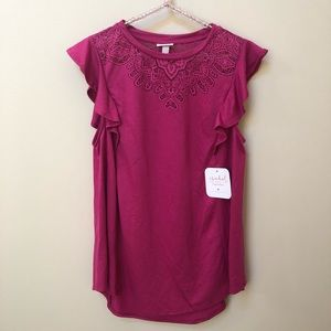 Isabel Maternity Top NWT!